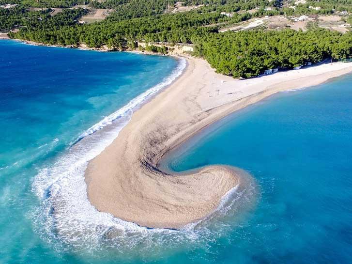 Adventure in Croatia